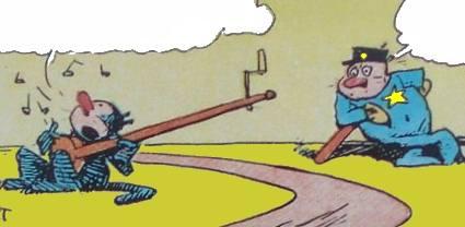 Don Rosa vs. Carl Barks - Page 3 Krazykatc